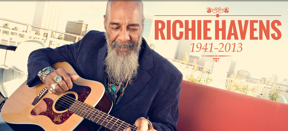 Richie Havens Richard P Havens 1983